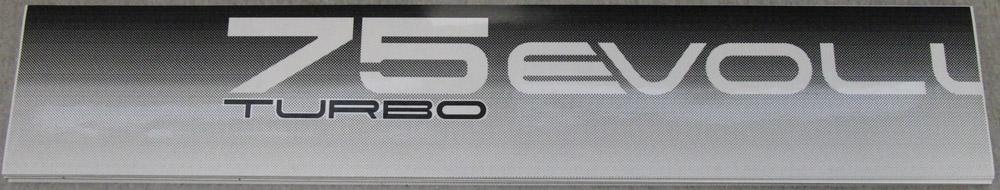 Autocollants 75 Turbo Evoluzione [Disponibles ! /Available!] Condav