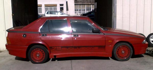 Autocollants 75 Turbo Evoluzione [Disponibles ! /Available!] Evo343
