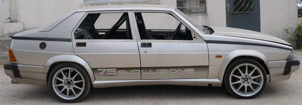 Autocollants 75 Turbo Evoluzione [Disponibles ! /Available!] Testautoc1